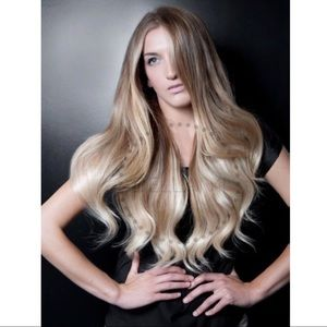 "BELLAMI Guy Tang Balayage 160g 20"" #8/ #60 IN BOX"